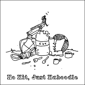 No Kit, Just Kaboodle. A Collection of middle age stories about things besides the next adventure