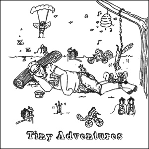 Tiny Adventures. Stories of adventure for middle age adventure seekers. Well anyone really.