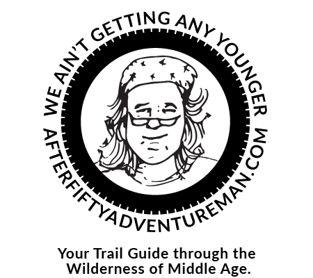 Sign up for the AF Man News to receive heartfelt stories filled with adventure, campfire philosophy, & oddball musings on middle-age life.