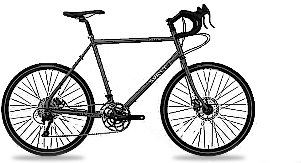 Road Bike Recommendation – Surly Disk Trucker