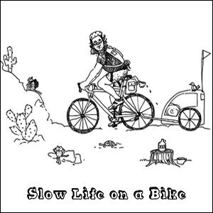 Slow Life on a Bike 2010 Bicycle Tour