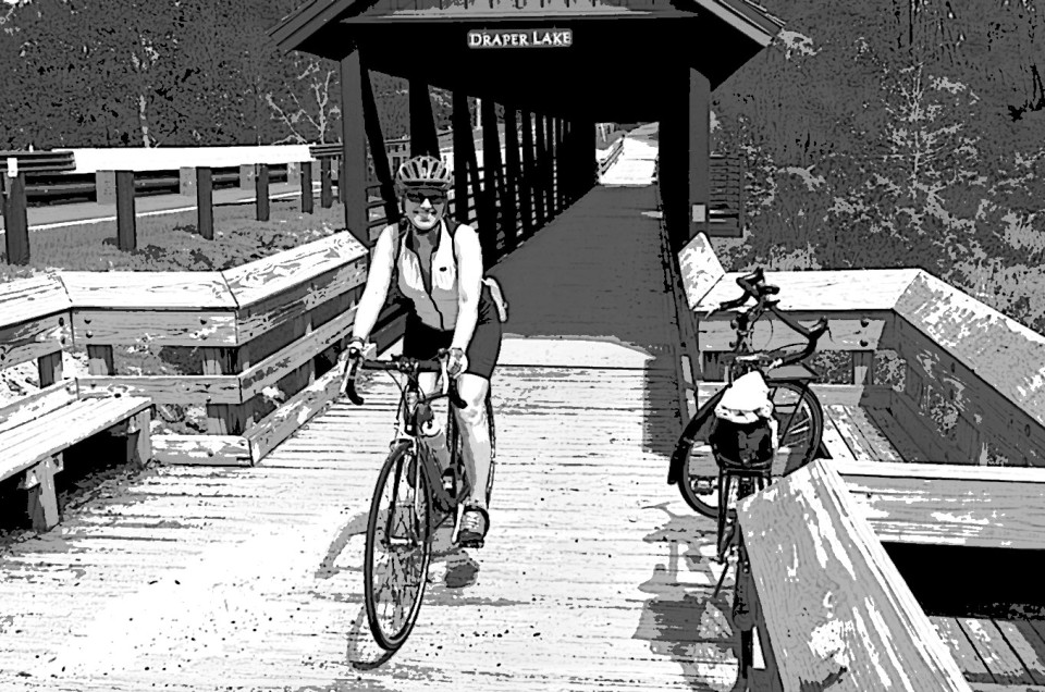 Cycling the Timpoochee Trail